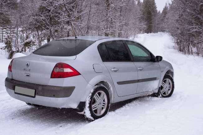 Renault Megane, 2005 год, 160 000 руб.