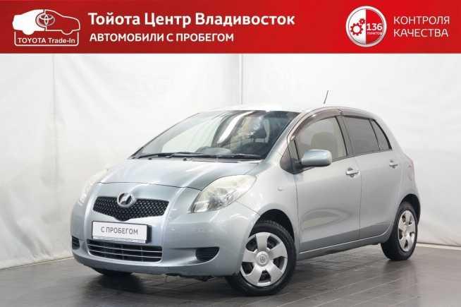 Toyota Vitz, 2007 год, 300 000 руб.
