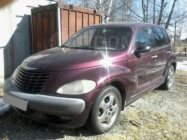 Chrysler PT Cruiser, 2000 год, 350 000 руб.