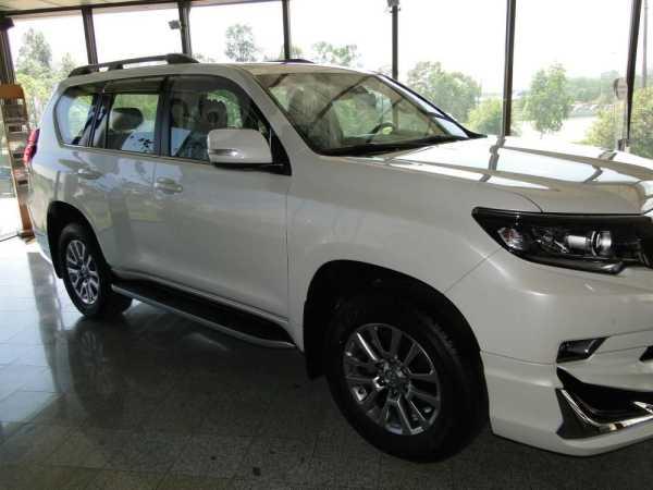 Toyota Land Cruiser Prado, 2019 год, 4 920 000 руб.