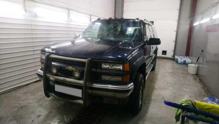 Chevrolet Suburban, 1995 год, 450 000 руб.