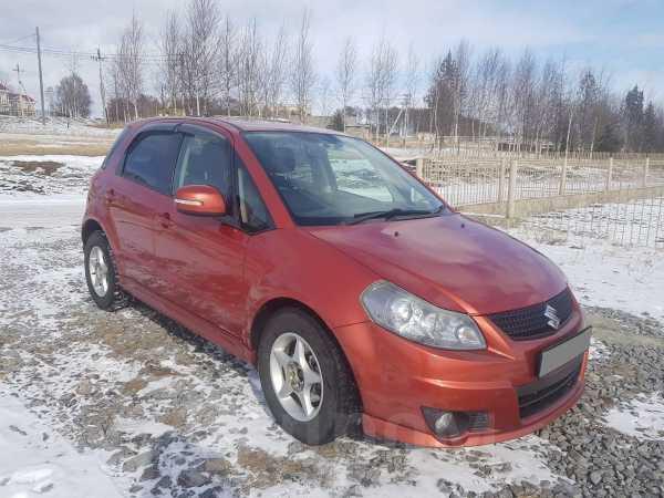 Suzuki SX4, 2009 год, 500 000 руб.