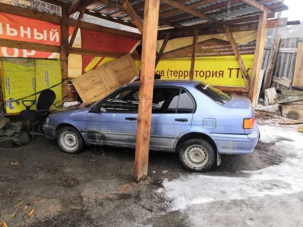 Toyota Corsa, 1990 год, 125 000 руб.