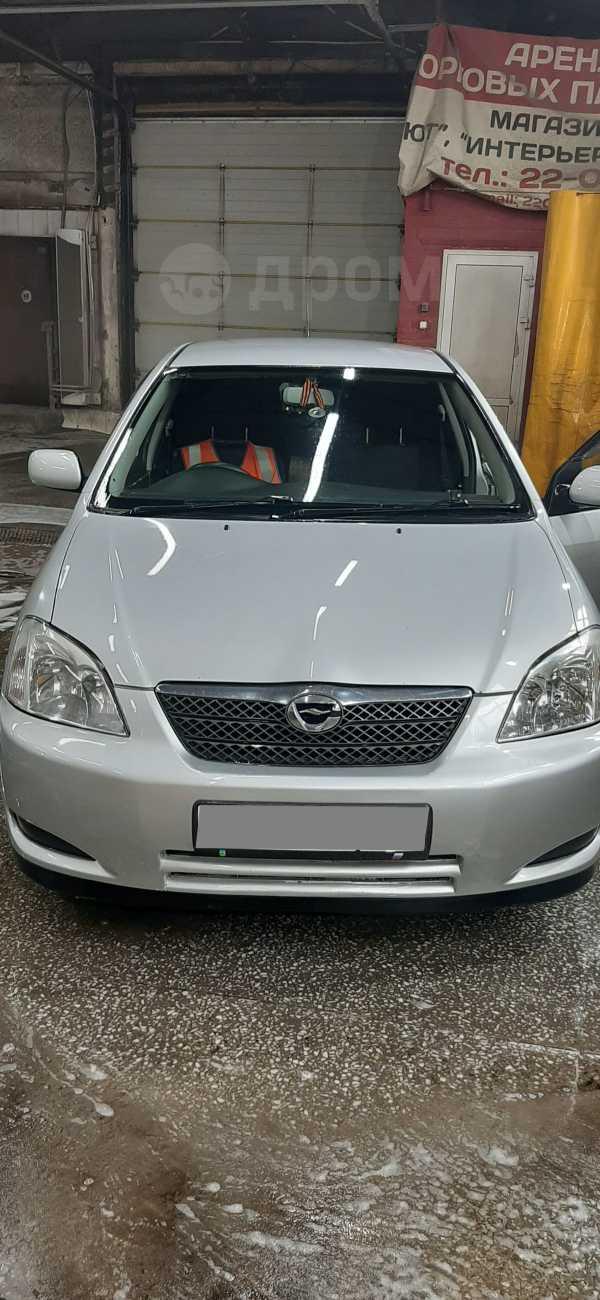 Toyota Corolla Runx, 2003 год, 325 000 руб.