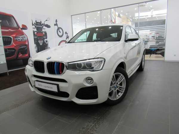 BMW X4, 2017 год, 2 295 000 руб.