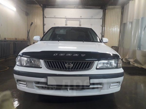 Nissan Sunny, 2002 год, 157 000 руб.