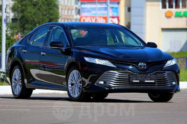 Toyota Camry, 2018 год, 2 095 000 руб.