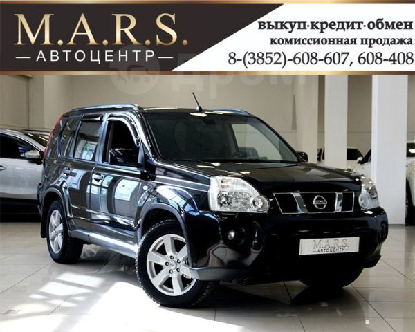Nissan X-Trail, 2008 год, 597 000 руб.