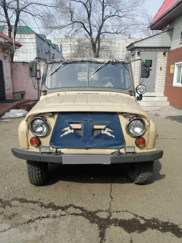 УАЗ 469, 1983 год, 100 000 руб.