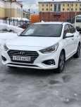 Hyundai Solaris, 2017 год, 860 000 руб.