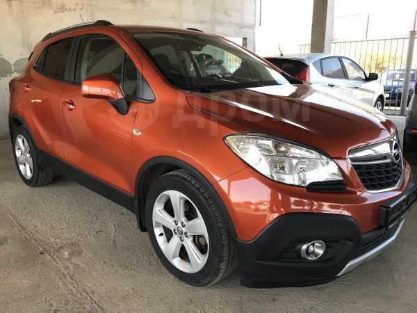Opel Mokka, 2014 год, 680 000 руб.