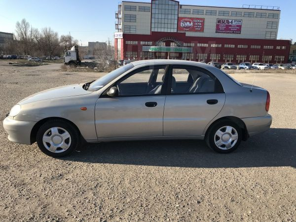 Chevrolet Lanos, 2009 год, 159 000 руб.