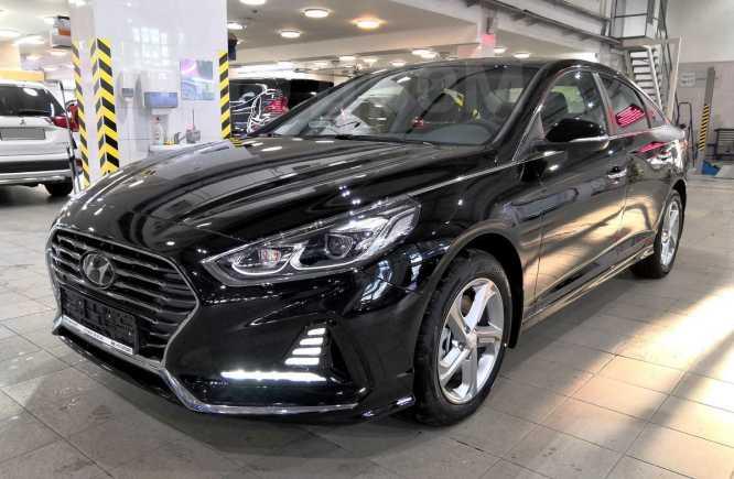 Hyundai Sonata, 2019 год, 1 699 000 руб.