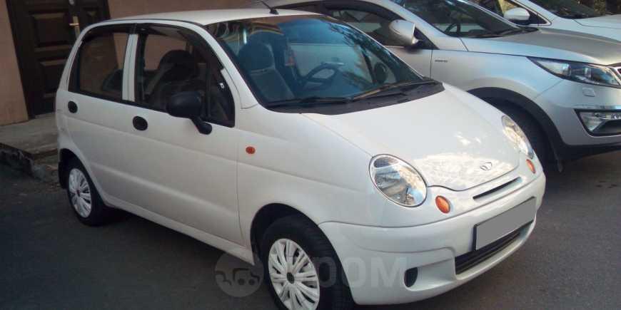 Daewoo Matiz, 2012 год, 165 000 руб.