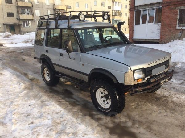 Land Rover Discovery, 1997 год, 300 000 руб.