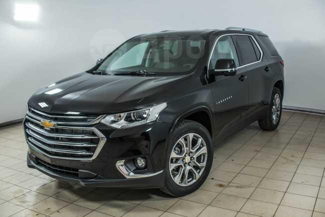 Chevrolet Traverse, 2019 год, 3 948 500 руб.