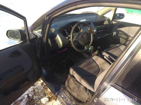 Honda Jazz, 2007 год, 339 000 руб.