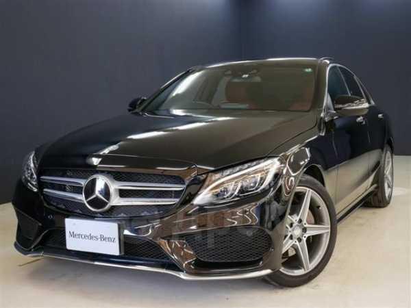 Mercedes-Benz C-Class, 2016 год, 1 597 899 руб.