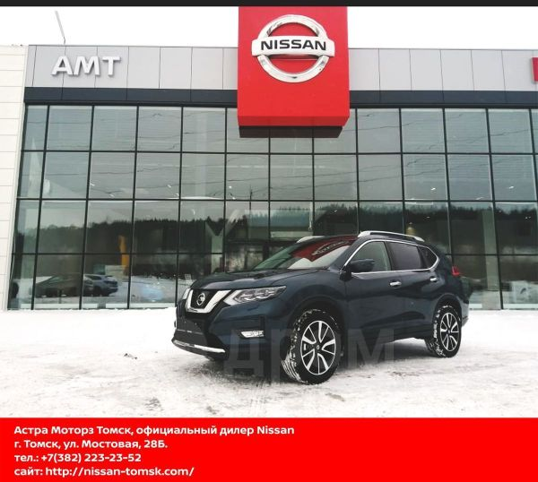 Nissan X-Trail, 2020 год, 2 294 000 руб.