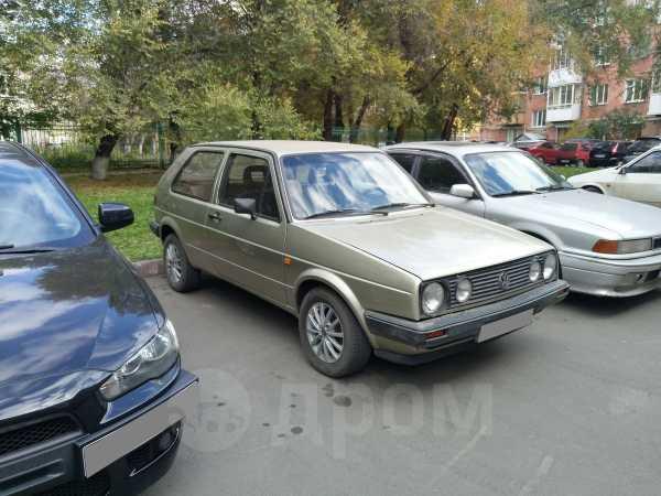 Volkswagen Golf, 1984 год, 60 000 руб.