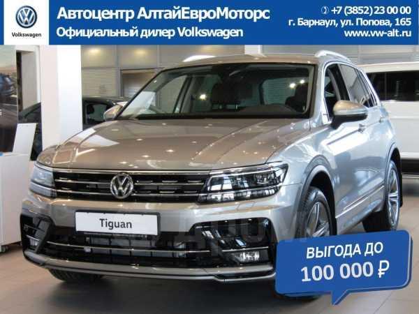 Volkswagen Tiguan, 2020 год, 2 898 300 руб.