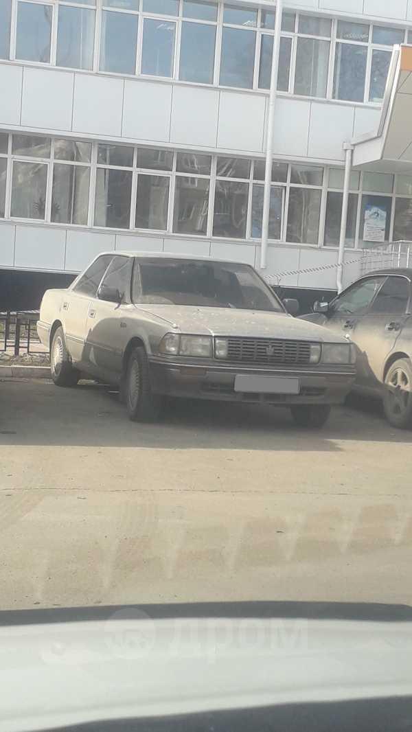 Toyota Crown, 1990 год, 160 000 руб.