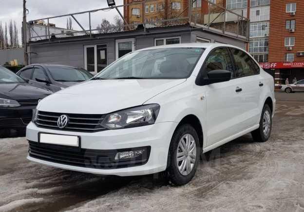 Volkswagen Polo, 2019 год, 793 900 руб.