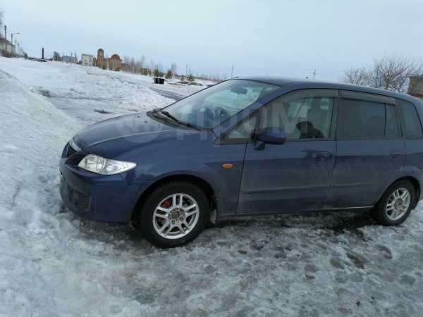 Mazda Premacy, 2001 год, 280 000 руб.
