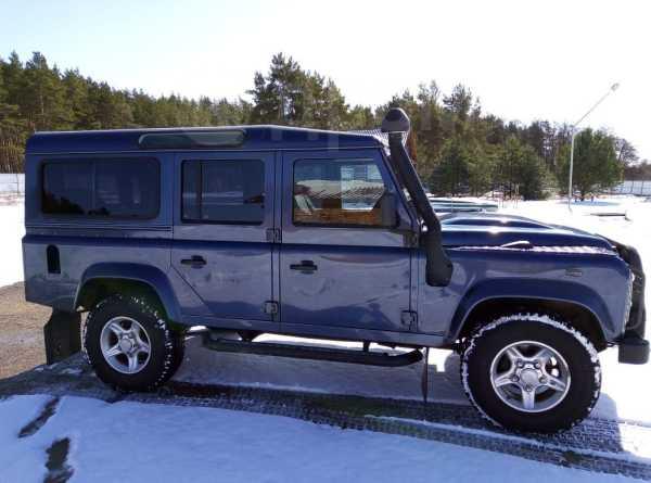 Land Rover Defender, 2008 год, 1 250 000 руб.