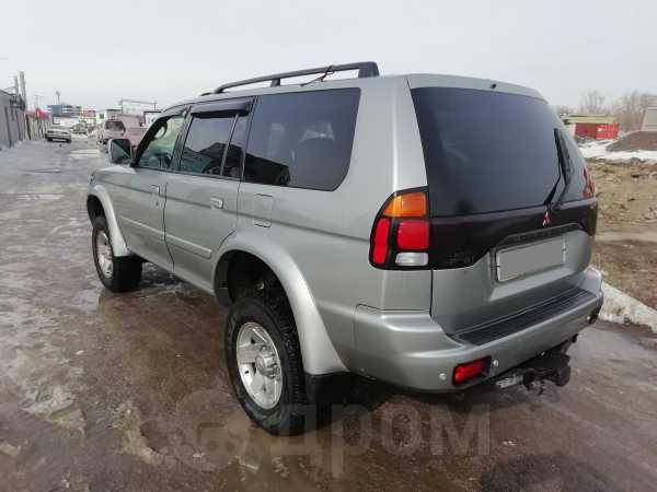 Mitsubishi Montero Sport, 2001 год, 355 000 руб.