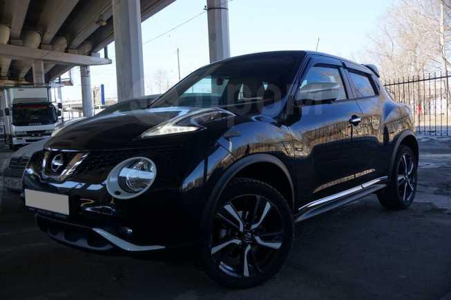 Nissan Juke, 2018 год, 1 250 000 руб.