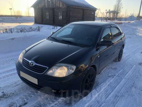 Toyota Corolla, 2005 год, 295 000 руб.