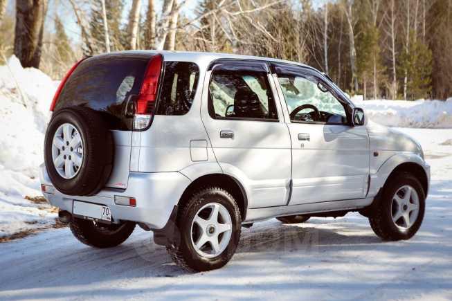 Daihatsu Terios, 2002 год, 295 000 руб.