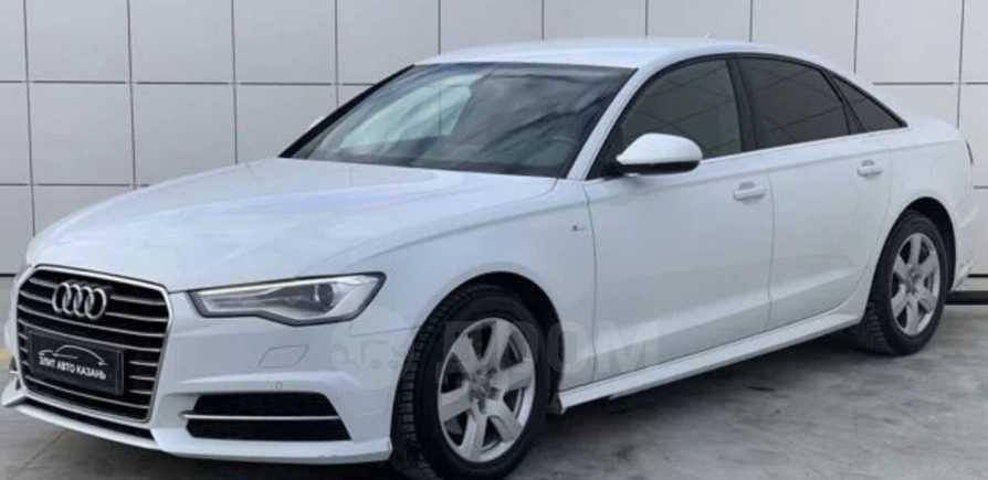 Audi A6, 2015 год, 1 290 000 руб.