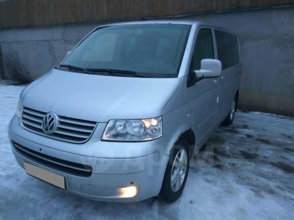 Volkswagen Multivan, 2004 год, 700 000 руб.