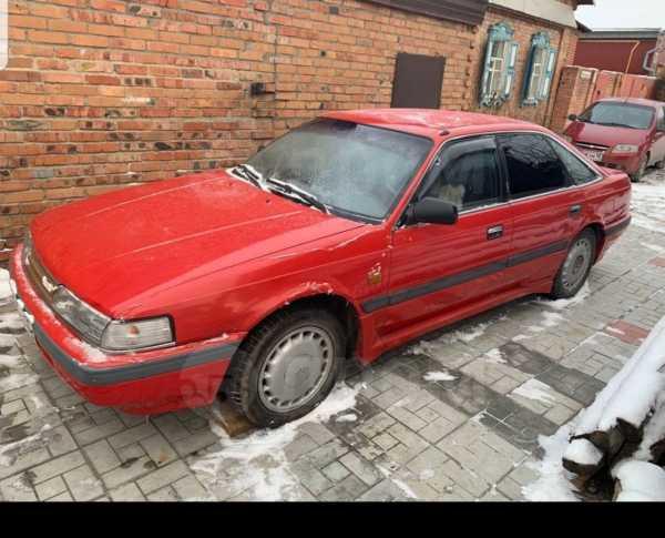 Mazda 626, 1989 год, 35 000 руб.