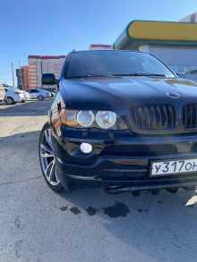 Красноярск BMW X5 2004