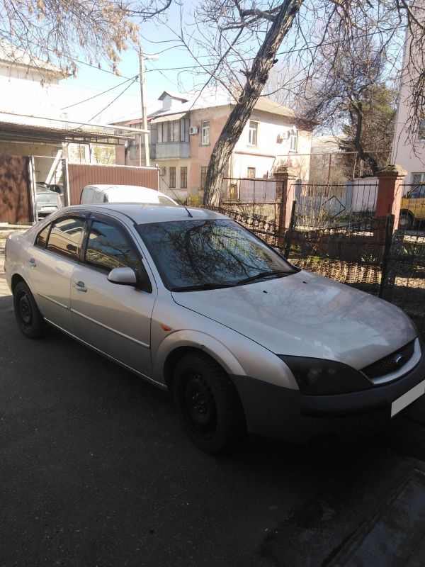 Ford Mondeo, 2001 год, 190 000 руб.