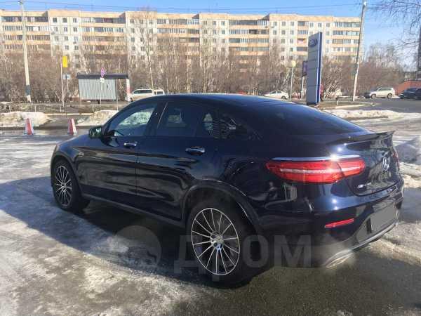 Mercedes-Benz GLC Coupe, 2018 год, 3 500 000 руб.