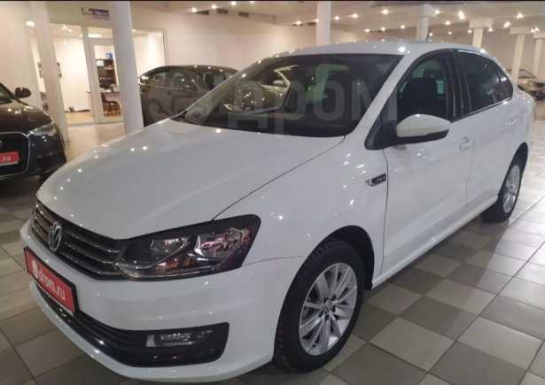 Volkswagen Polo, 2019 год, 770 000 руб.