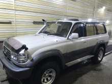 Магадан Land Cruiser 1996