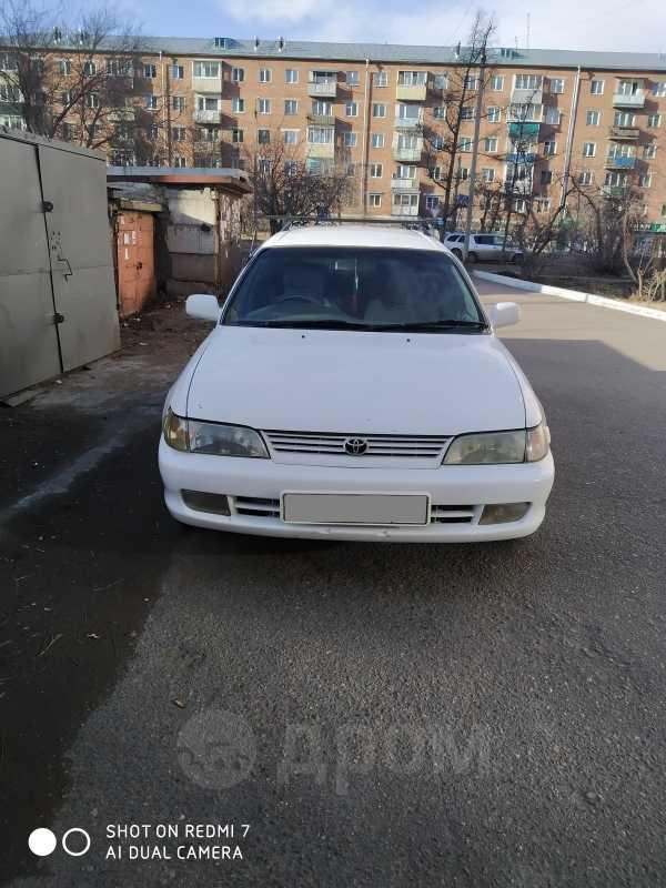 Toyota Corolla, 1998 год, 218 000 руб.