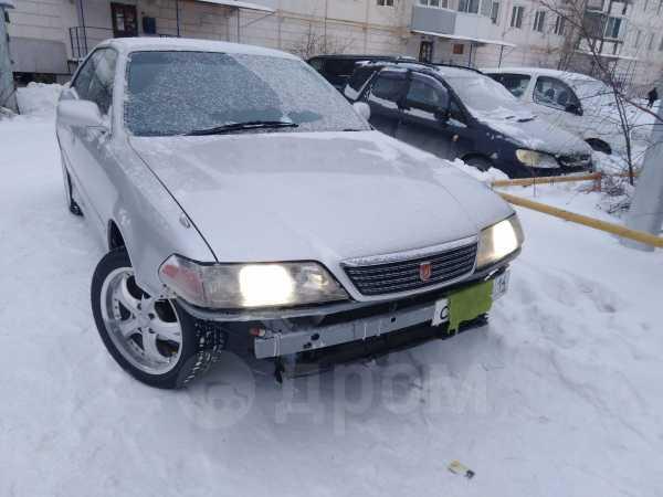Toyota Mark II, 1990 год, 220 000 руб.