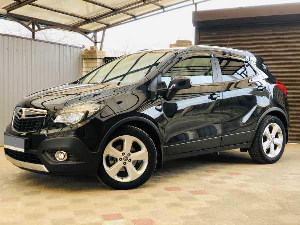 Opel Mokka, 2013 год, 650 000 руб.