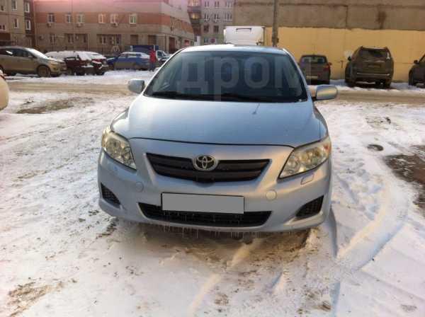 Toyota Corolla, 2008 год, 379 000 руб.