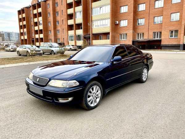Toyota Mark II, 1997 год, 287 000 руб.