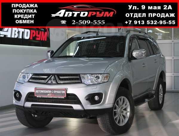 Mitsubishi Pajero Sport, 2014 год, 1 197 000 руб.