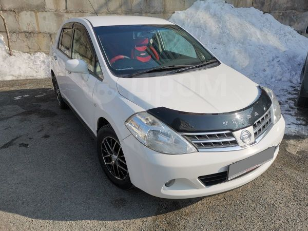 Nissan Tiida Latio, 2011 год, 360 000 руб.