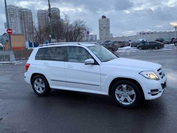 Mercedes-Benz GLK-Class, 2013 год, 1 245 000 руб.