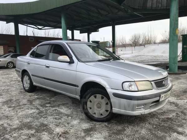 Nissan Sunny, 2002 год, 132 000 руб.